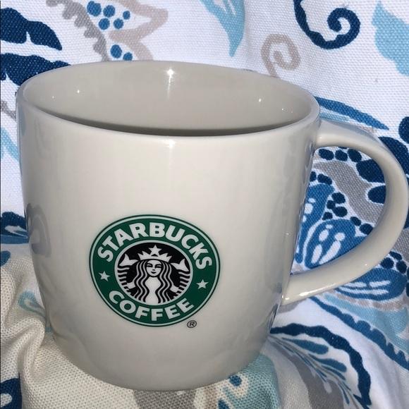 Starbucks Caffee Cup